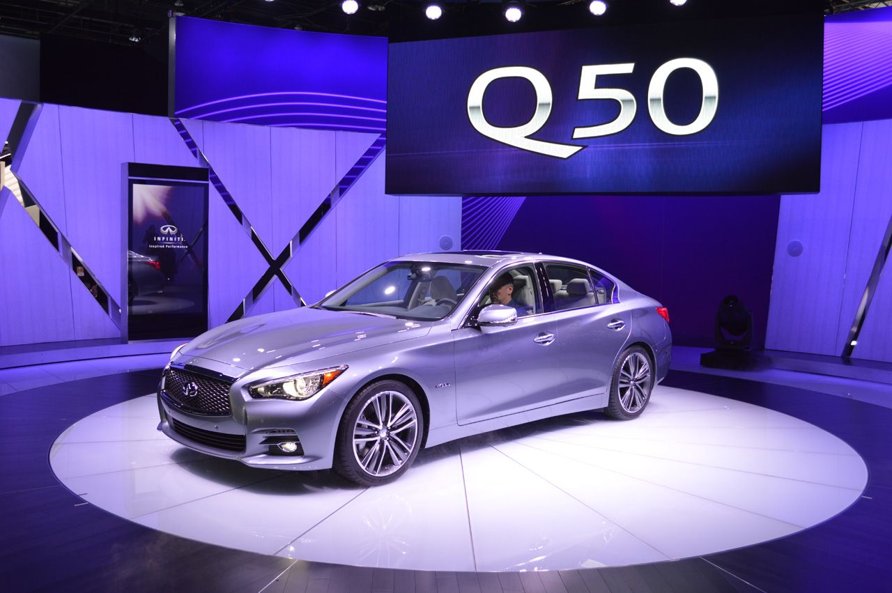 First look at the new 2014 infiniti q50 and q60 coupe