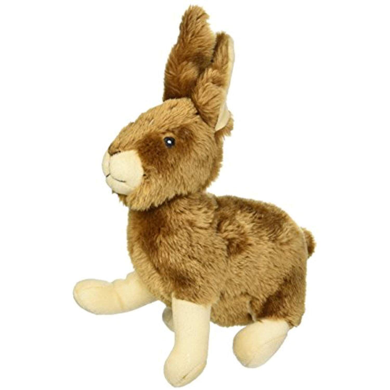 Ethical pet woodland series 85inch rabbit plush dog toy