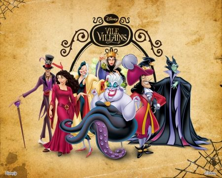 Disney Villains , Disney Halloween Wallpapers and Images