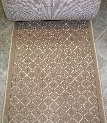 Best 157616 Rug Depot Casual European Stair Runner 26 Wide 400 x 300