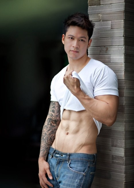 asian guy Beautiful