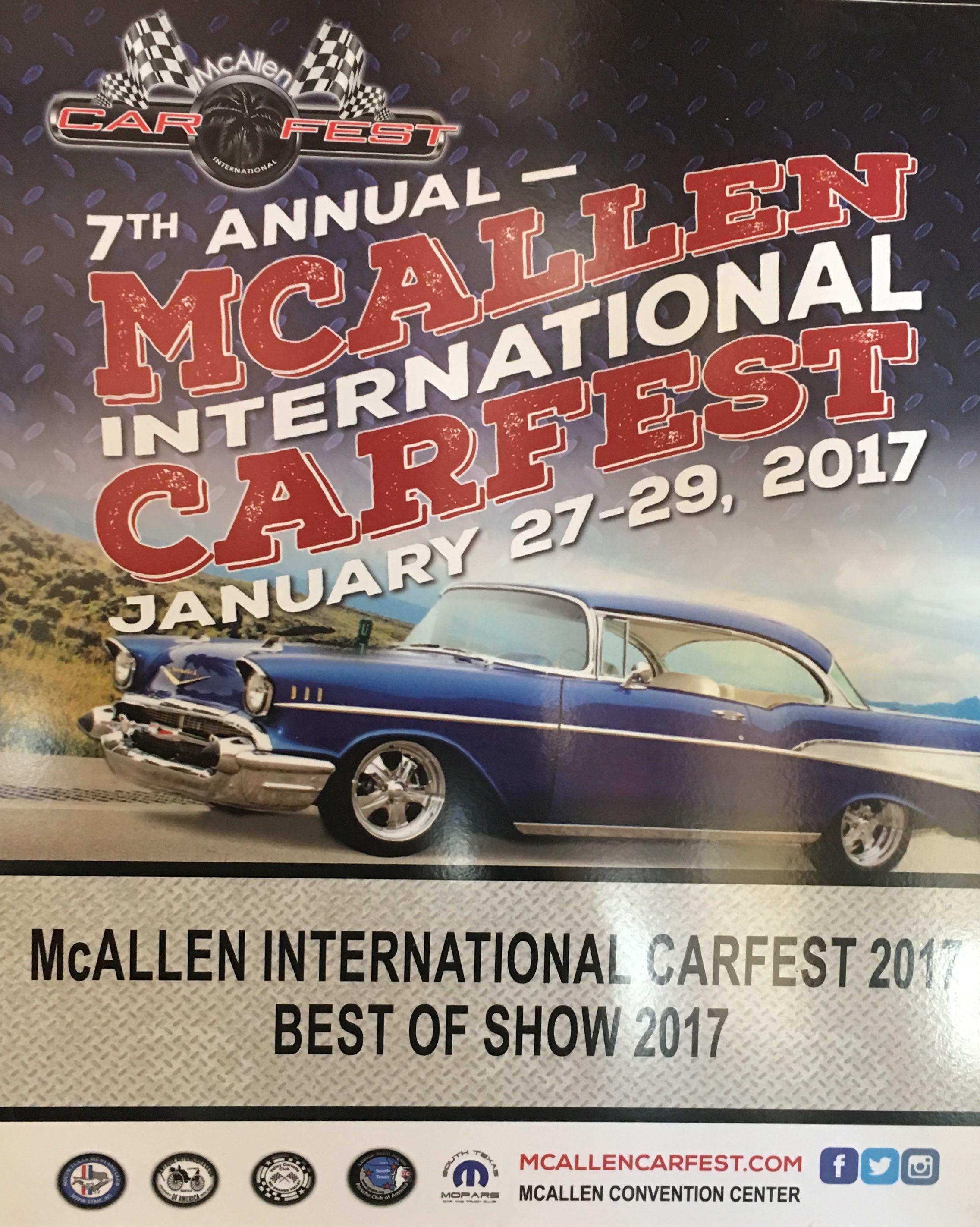 Car Show McAllen International Car Show Pinterest Cars - Mcallen car show