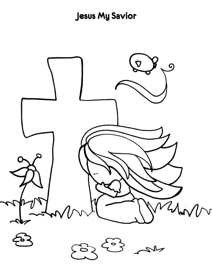 Bible Lesson Coloring Pages for Kids | Homeschool Lessons ...