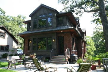 bungalow additions | Bungalow Renovation and addition traditional exterior