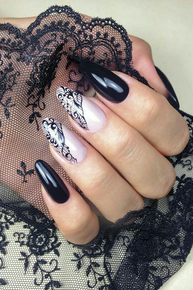 90+ Beautiful Unique and Trendy Nail Designs 2017   Nail Art Ideas ...