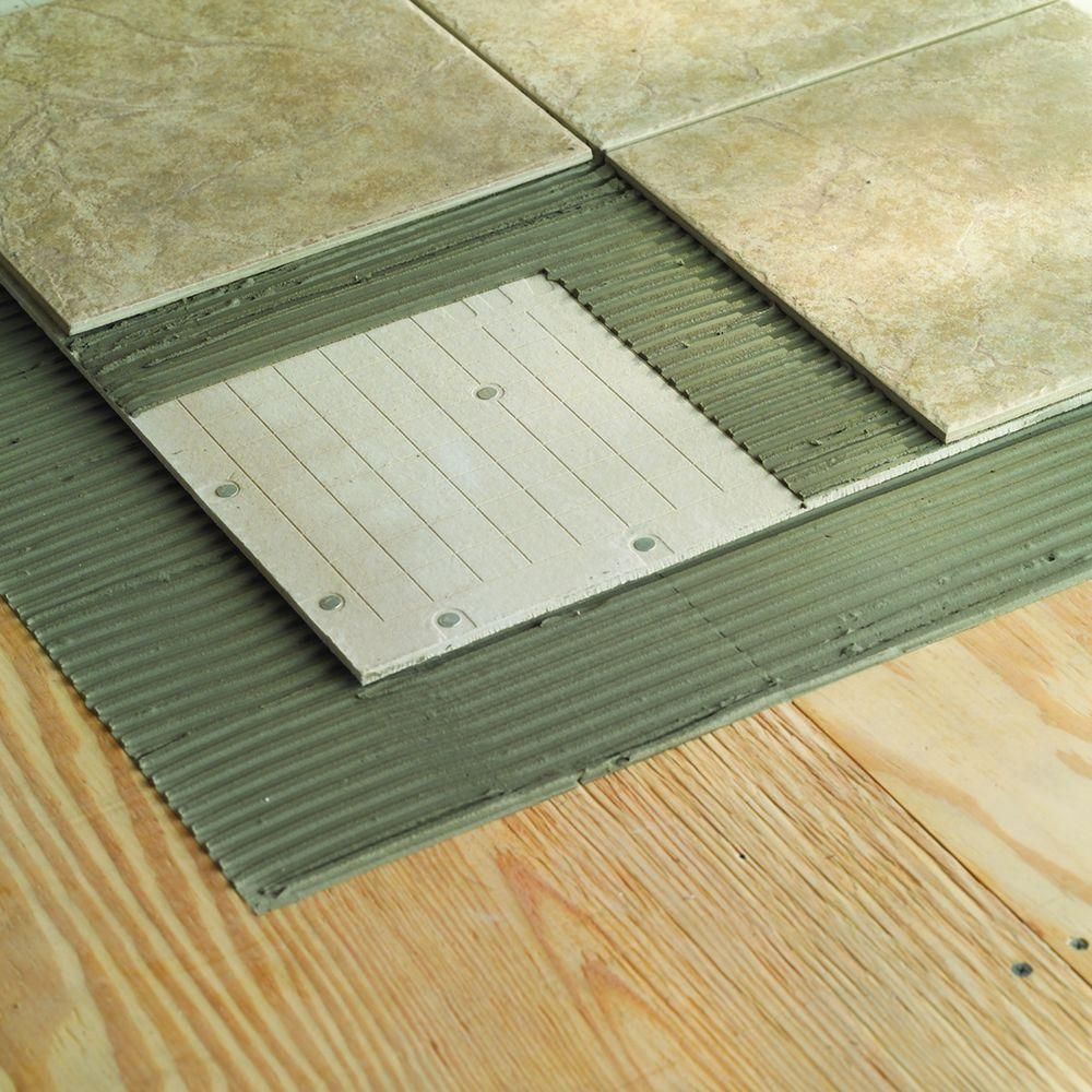 Tile Kitchen Floor Backer Board Httpweb4top Pinterest