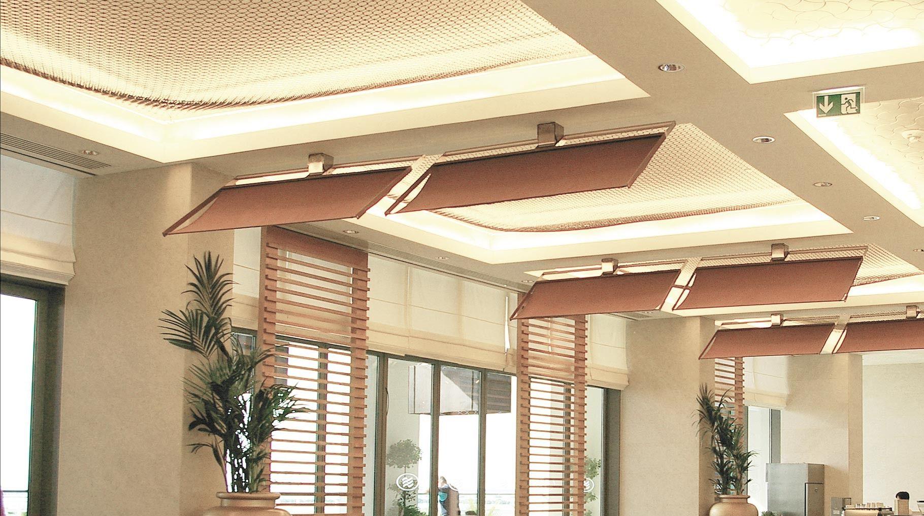 Ceiling Solitaire Punkah Fan