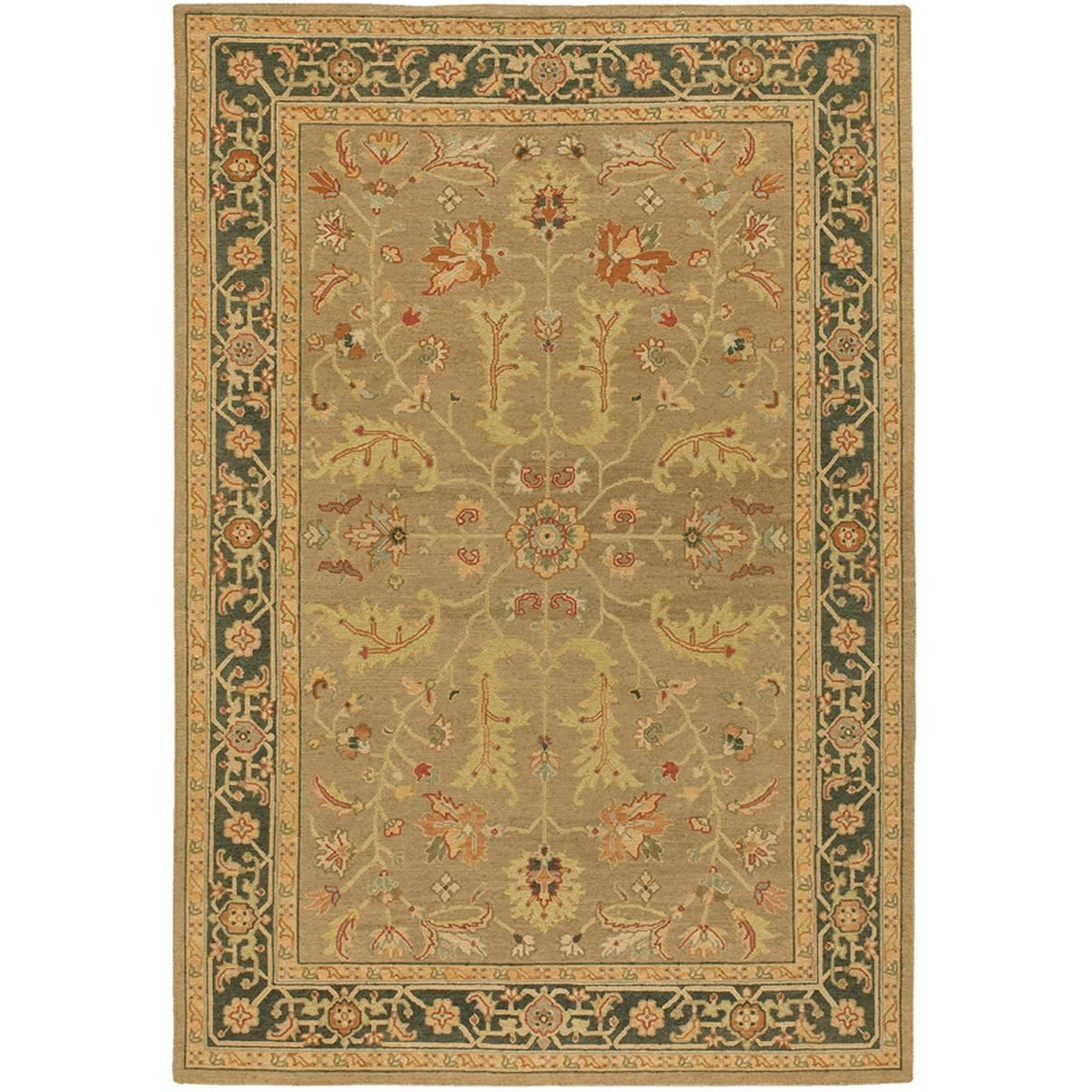 Traditional Hand Knotted Wool Soumak Rug Area Rugs Rugs Chandra Rugs