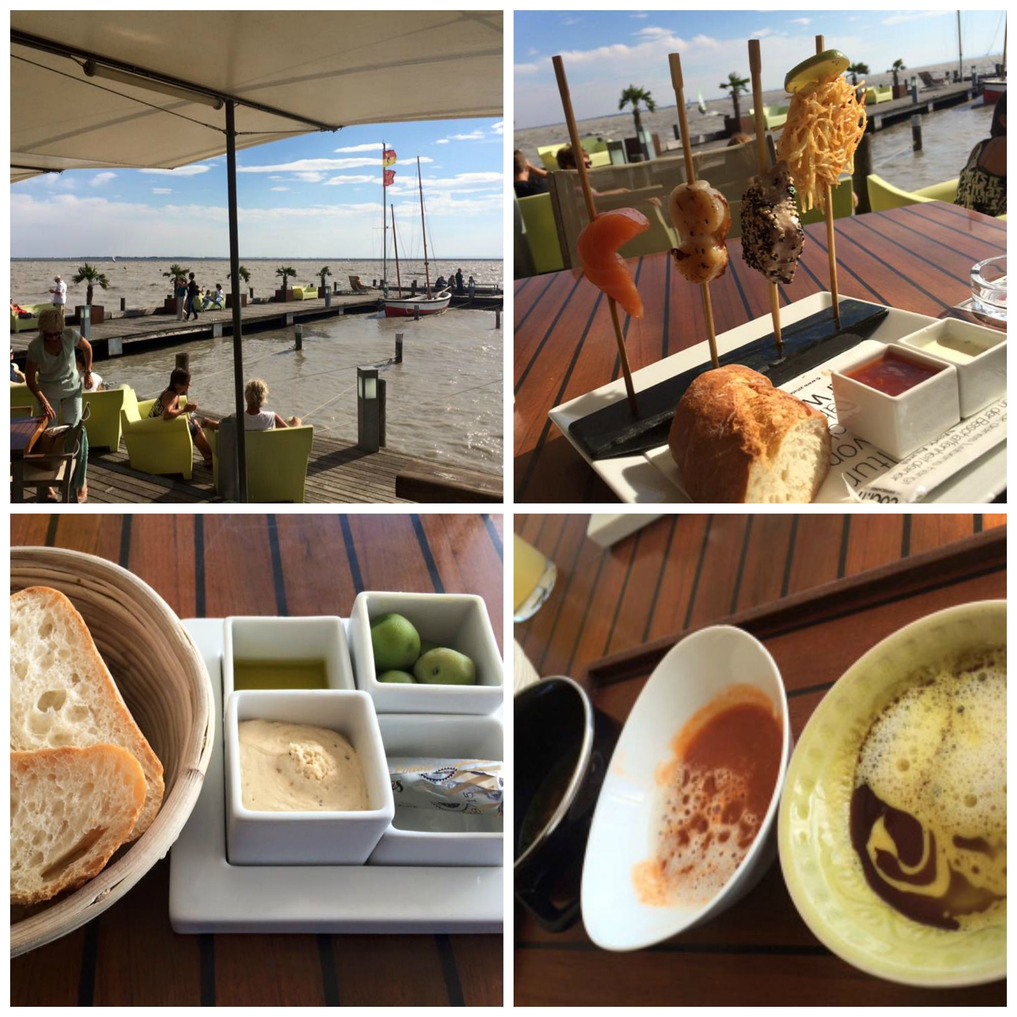 Mole west brunch  restaurant MOLE WEST at NEUSIEDLERSEE (AUT) - my favourite dishes ...