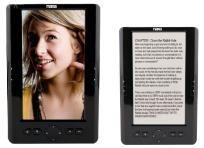 Naxa Neb 7010 7 Noodle Color Ebook Reader Multimedia Player With 4gb Built In Memory Ebook Reader Ebook Memories