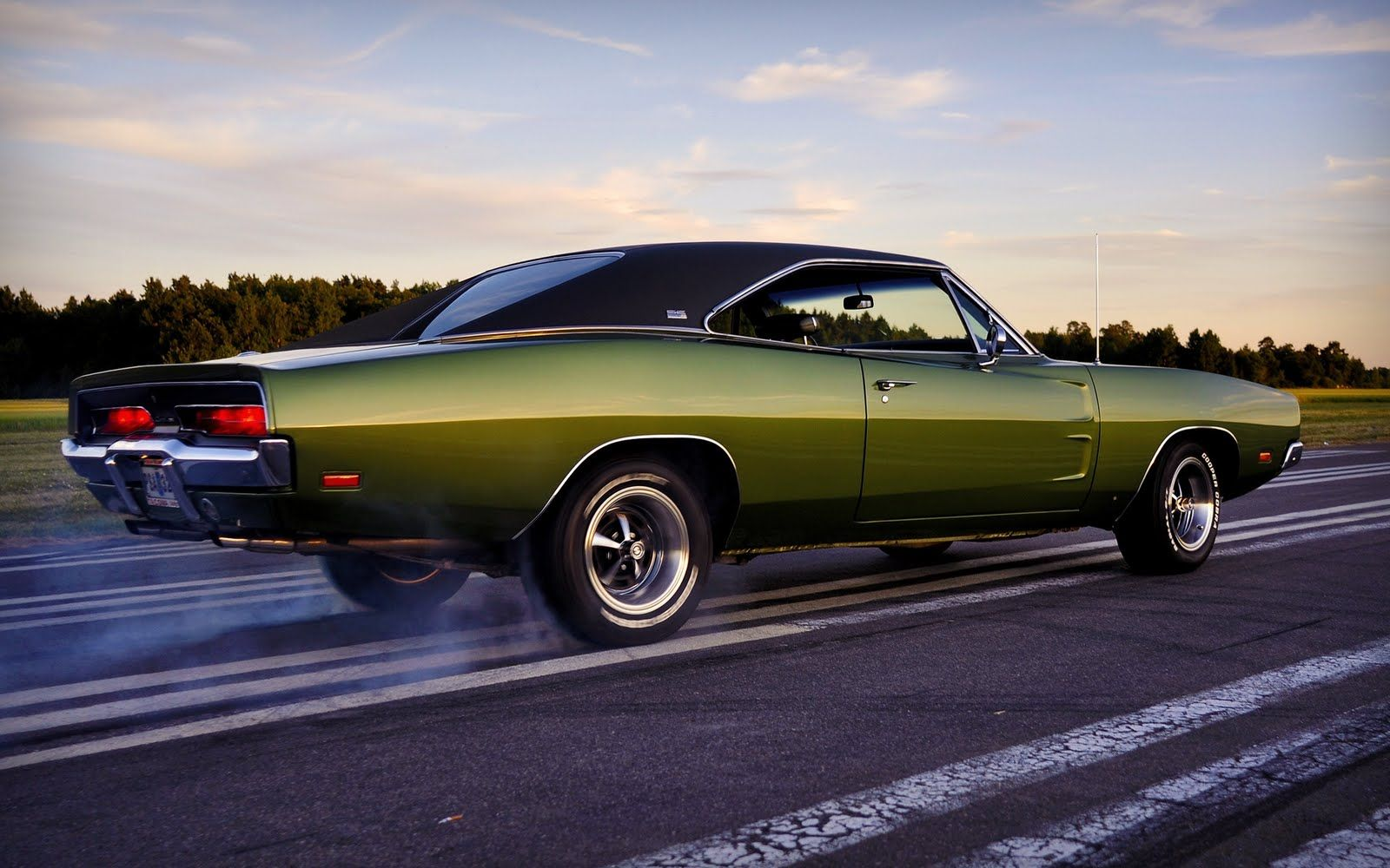 muscle cars HD Wallpapers 1920x1200 » Cars » Dodge