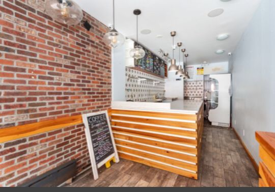 New to the market 23rd st Former coffee shop Ideal for juice bar and light food Asking 5000 Great location for the price Call Now 6468695513