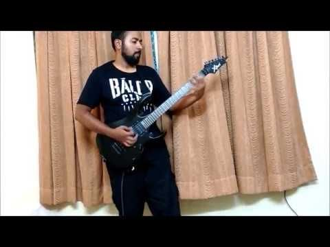 Tried playing \'Tallica\'s For Whom the Bell Tolls. \\m/   Metal Guitar ...