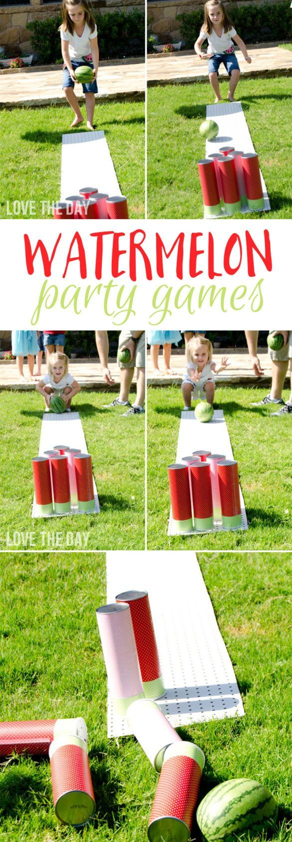 Watermelon Party Activities, Games & Crafts by Watermelon Party Activities, Games & Crafts by -  -