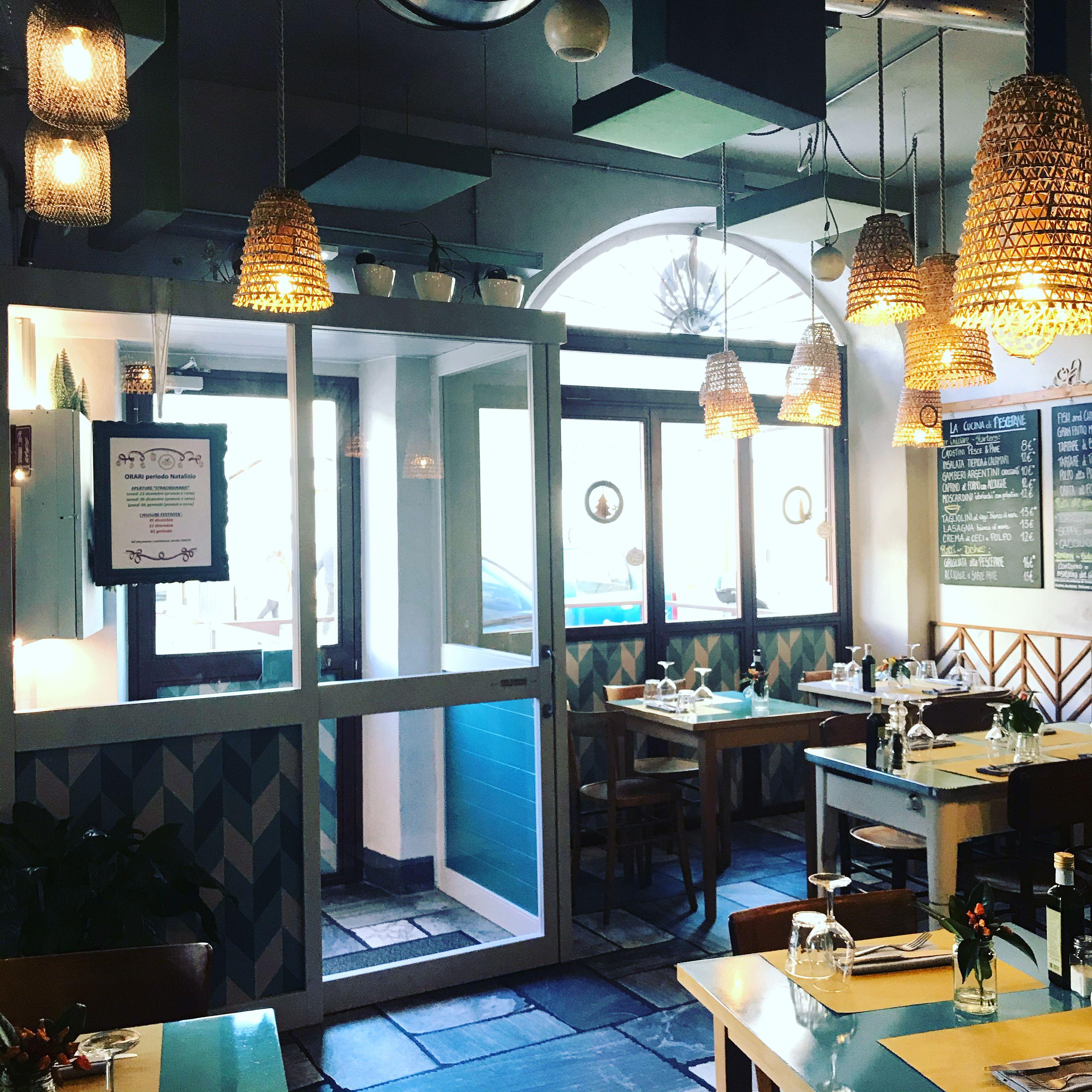 Inside La Cucina Di Pescepane Cucine Ristorante Firenze
