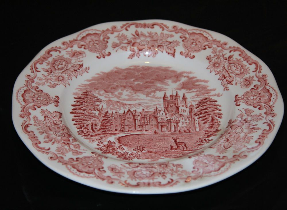 Royal Homes of Britain unicorn tableware dinner plate B5 & Royal Homes of Britain unicorn tableware dinner plate B5 | Tableware ...