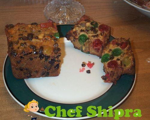 Photo of स्वादिष्ट फ्रूट केक बनाने की सरल विधि by chefshipra