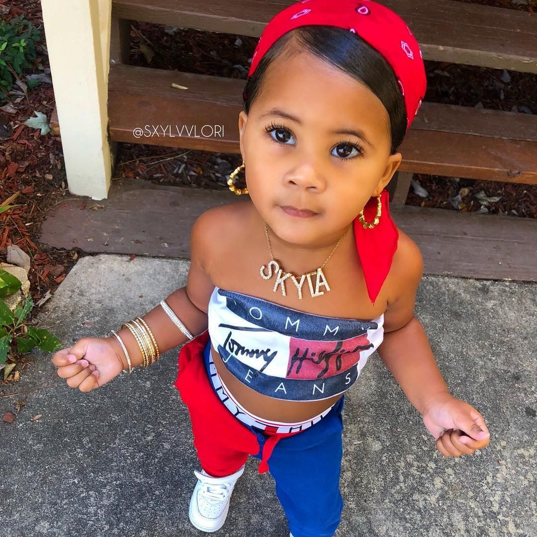 If I Had A Baby Girl With Images Cute Kids Fashion Cute