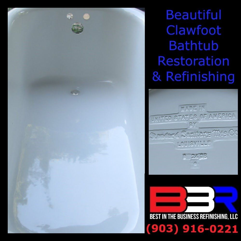 Bathtub Refinishing in Arlington Texas (903) 916-0221 We also Serve ...