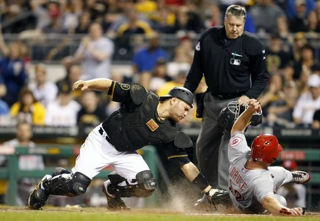 Pittsburgh Pirates vs. Cincinnati Reds Pick-Odds-Prediction 4/22/14: Mitch's Free MLB Baseball Pick Against the Spread
