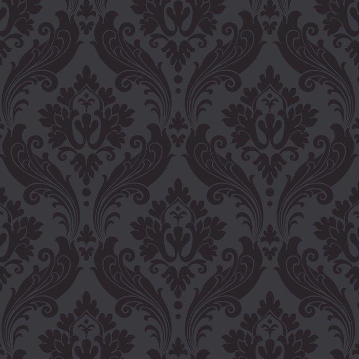 simple damask wallpaper patterns - 700×700