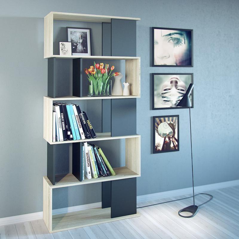 Maze Bookcase With Images Bookcase Decor Bookcase Shelves