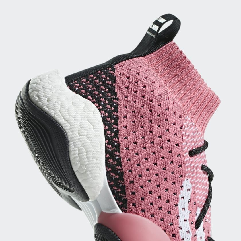 e61b22ba458d3 Crazy BYW LVL x Pharrell Williams Shoes Pink G28183