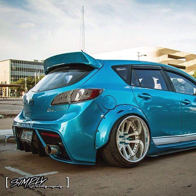 Mazda Widebody Mps Mazda Cars Mazda Mps Mazda