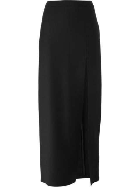 NEIL BARRETT Slit Detail Skirt. #neilbarrett #cloth #skirt
