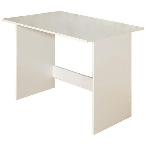 Necessities Brand Office Desk White
