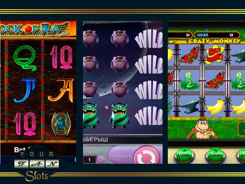 Популярные игры азартные