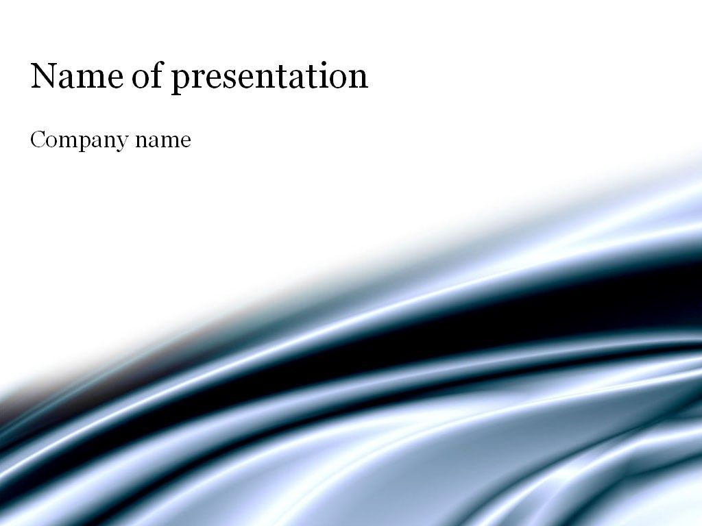 Golden Water Powerpoint Template Templates Presentation Wires And Cables Is A Free