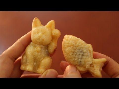 ▶ How to make Ningyo Yaki ~Japanese snack cake~