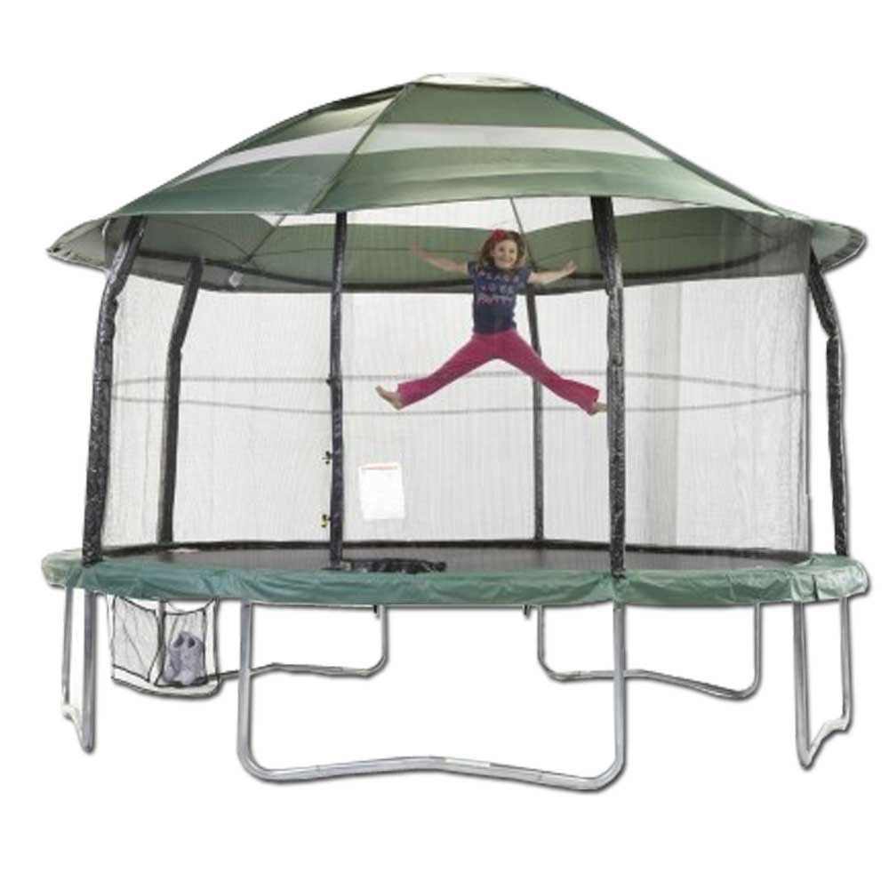 15 Ft Round Trampoline Cover For Elite JumpPOD