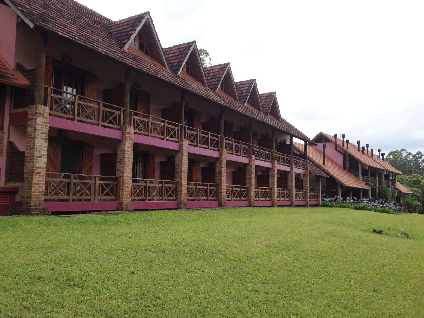 Ecoland - Igrejinha - RS - Brasil. Um hotel ecológico maravilhoso! A wonderfull ecologic hotel!