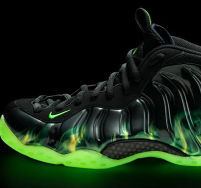 Nike Paranorman Foamposite One :) Find this Pin and ...