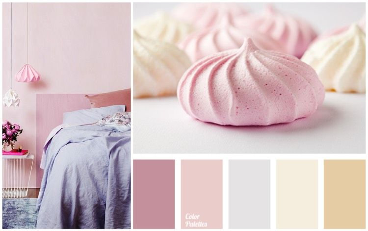 Schlafzimmer In Altrosa Ideen Fur Farbkombinationen Als Wandfarbe Co Wandfarbe Altrosa Wandfarbe Wandmalerei Ideen