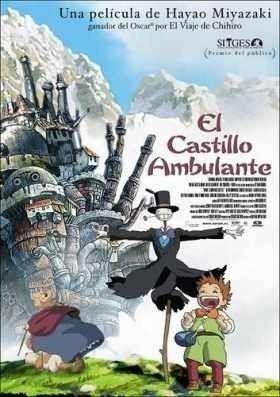 El castillo ambulante - Hayao Miyazaki