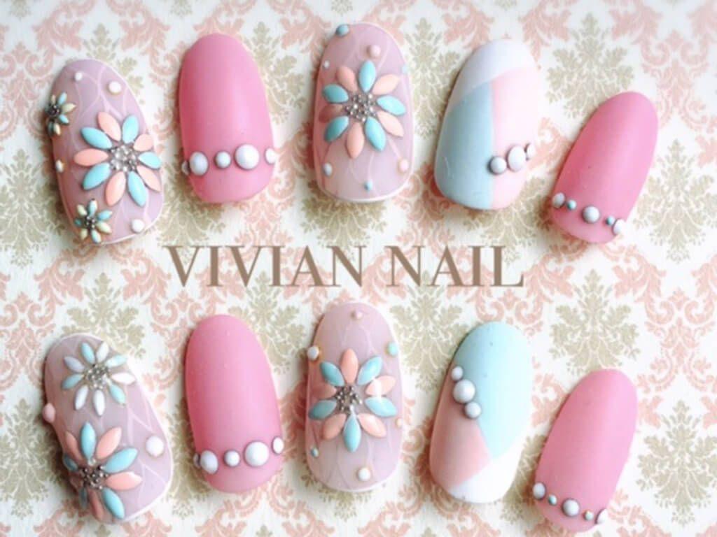 大人カワイイ女子には欠かせないデザイン、ピンクネイル♪ 今回は2016年春の最新トレンドをピンクネイルデザインを、まとめてご紹介します!