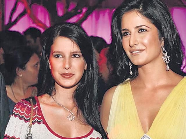 Why is Katrina Kaif's sister Isabelle jobless in Bollywood ...