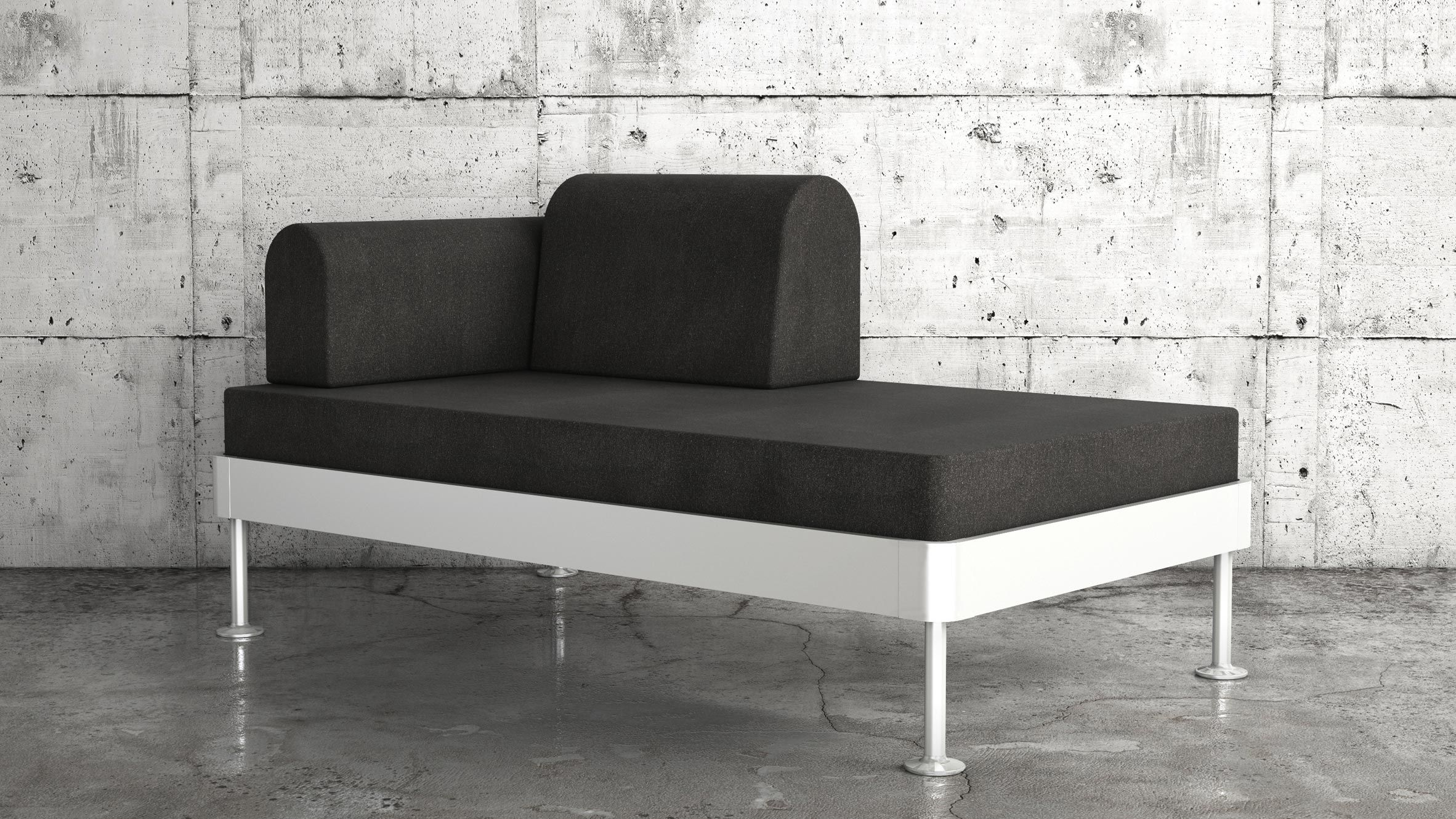 Tom Dixon S First Hack For Ikea S Open Source Delaktig Sofa Is Here It S Seriously Ott Modular Sofa Bed Ikea Sofa Bed Modular Bed