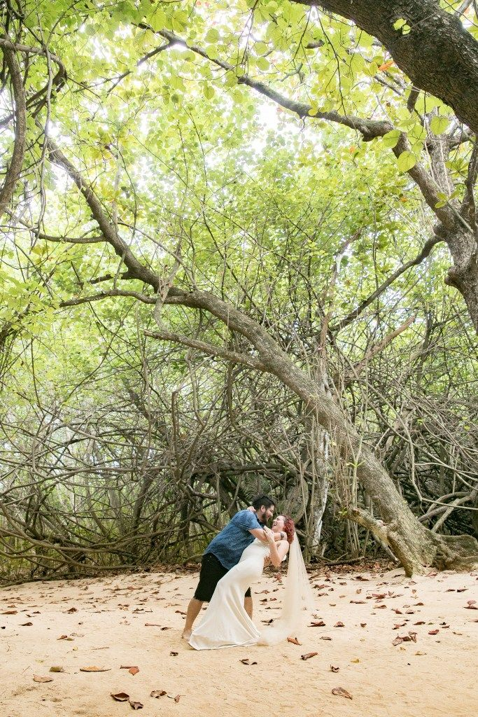 Secret Island Beach Activities At Kualoa: Kualoa Ranch Secret Island Beach Elopement