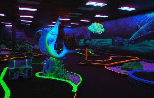 Glow Golf Yelp With Images The Incredibles Classic Games