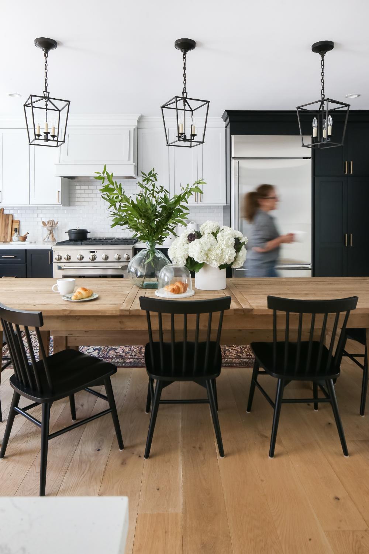 Farmhouse Design and Remodel. Modern Kitchen and Interior Designer