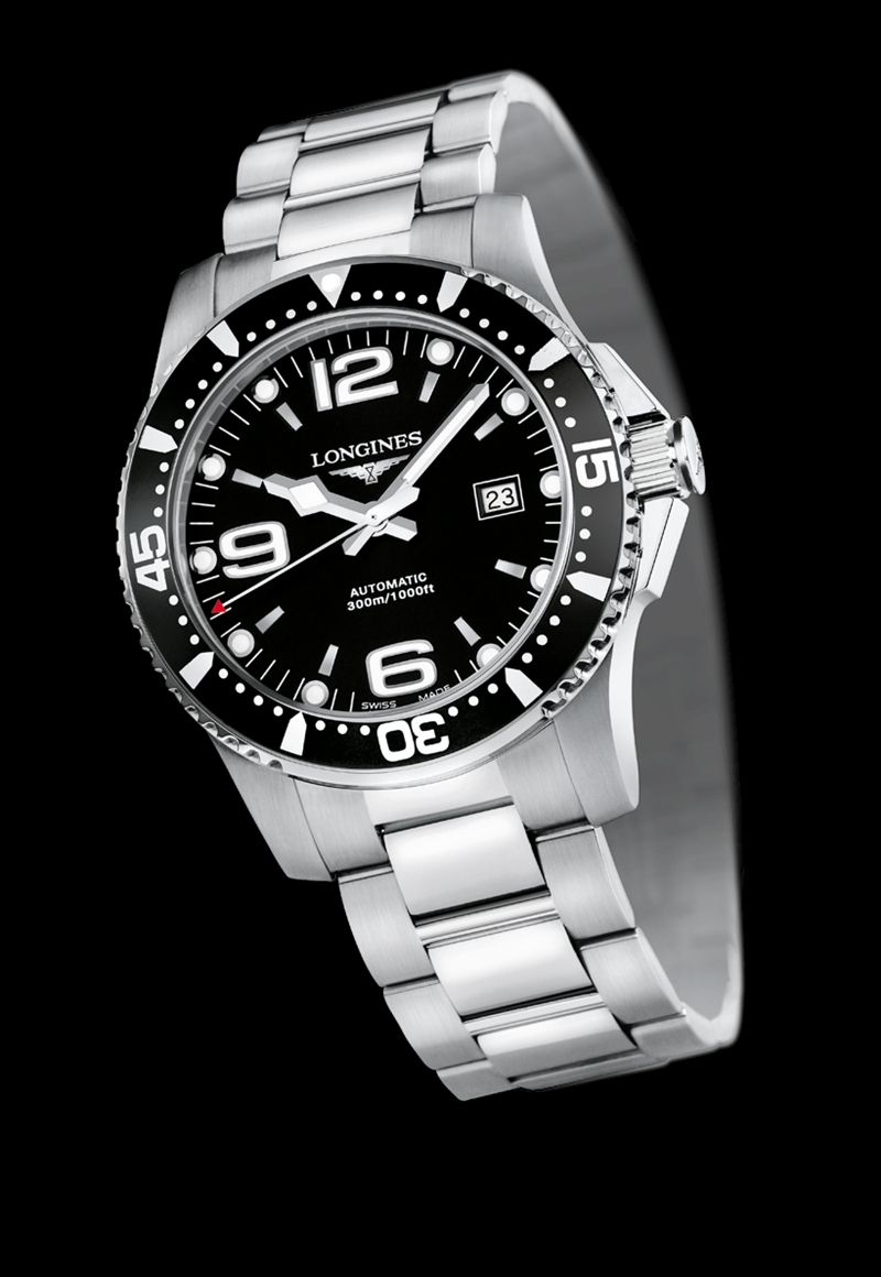 Longines Hydroconquest L36414 Automatic - Very reliable and suits a lot of outfits