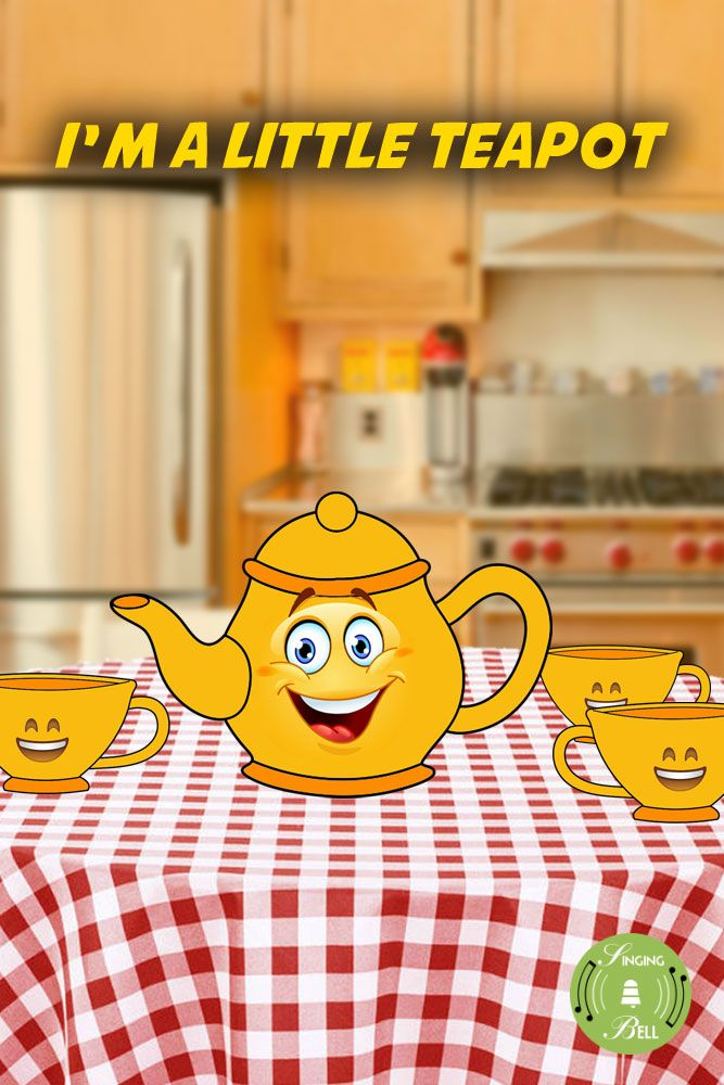 I M A Little Teapot With Images