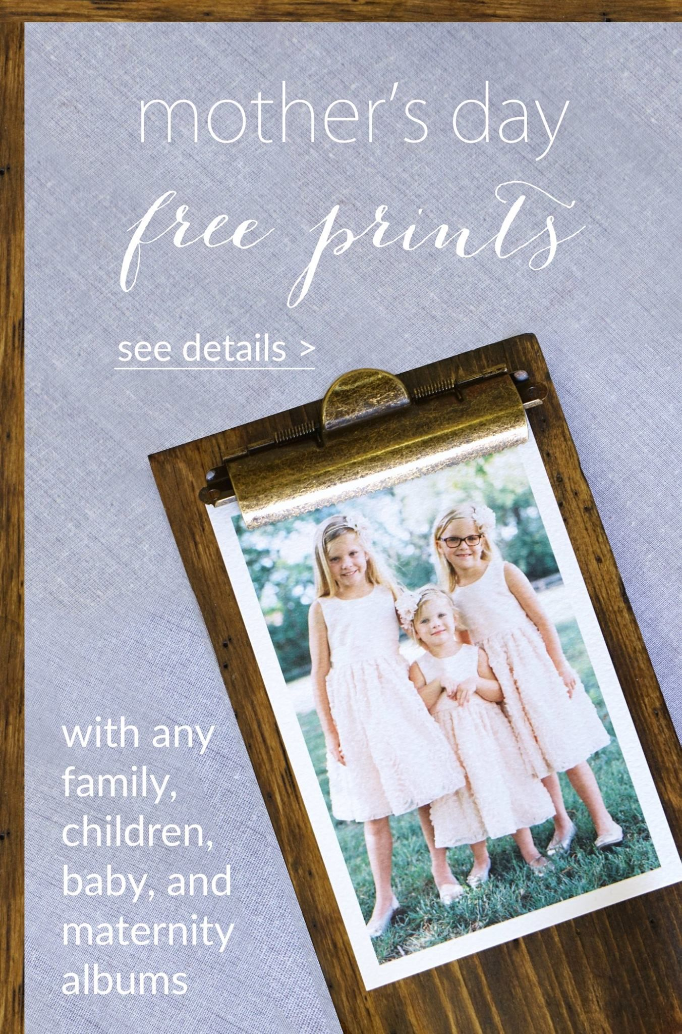 Starting Today You Can Now Get 20 Free 4x6 Prints With Each Family