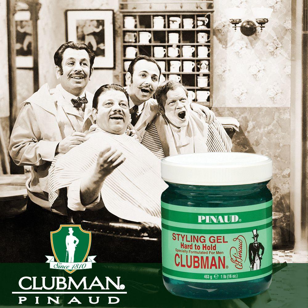 Clubman Styling Gel Clubman Pinaud Styling Gel Shaving Cream