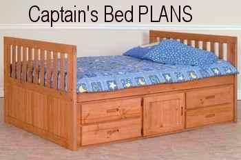 Pdf Woodwork Twin Captains Bed Plans Download Diy Plans The