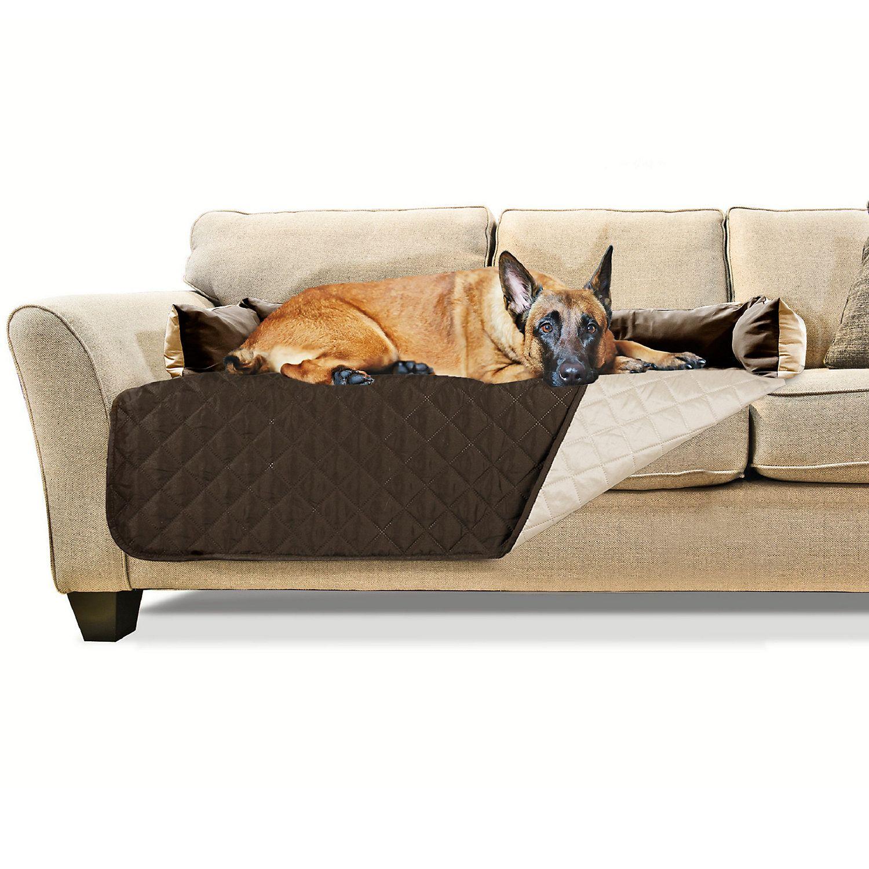 Groovy Furhaven Sofa Buddy Furniture Cover Dog Bed Espresso 54 L Creativecarmelina Interior Chair Design Creativecarmelinacom